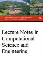 Lecture notes in Computational Science and Engineering