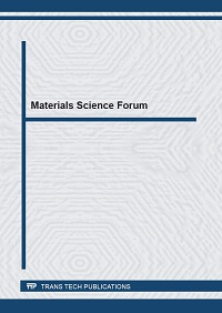 Materials Science Forum